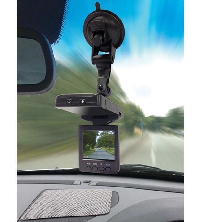"""Streetwize 2,5"""" autokamera"""