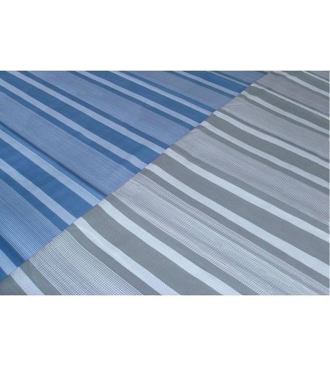 Streetwize Stripe sininen 2,5x4,0m etutelttamatto