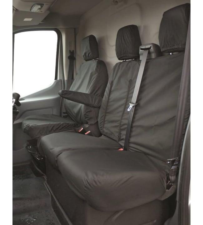Streetwize Transit 2013 pakettiautojen istuinsuojasarja