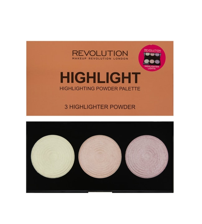 Revolution Beauty Makeup Revolution Highlighter paletti