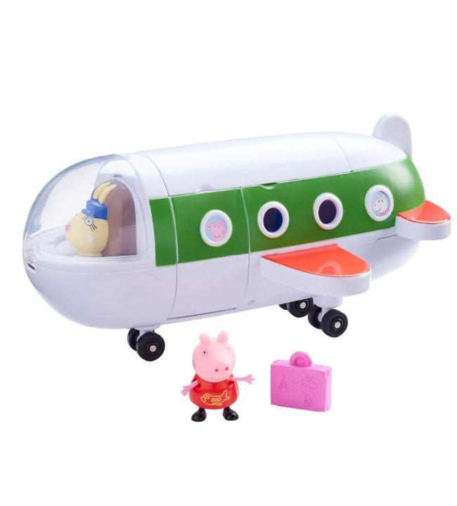 Pipsa Possu Air Jet lentokone