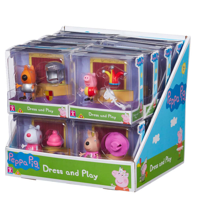 Pipsa Possu Dress & Play figuuri