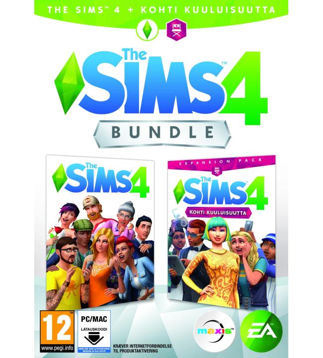 The Sims 4 + Kohti kuuluisuutta PC