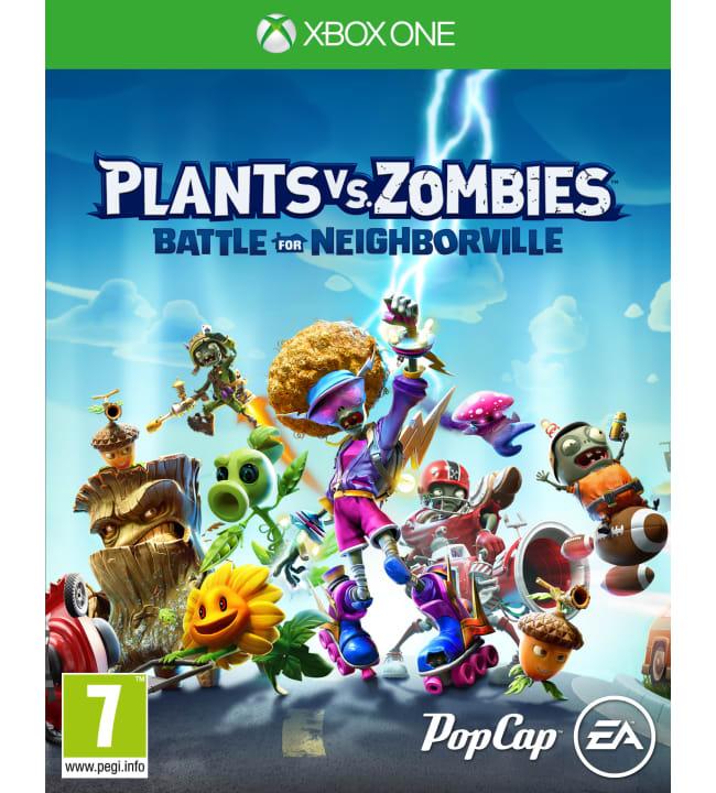 Plants vs Zombies: Battle for Neighborville XBOne