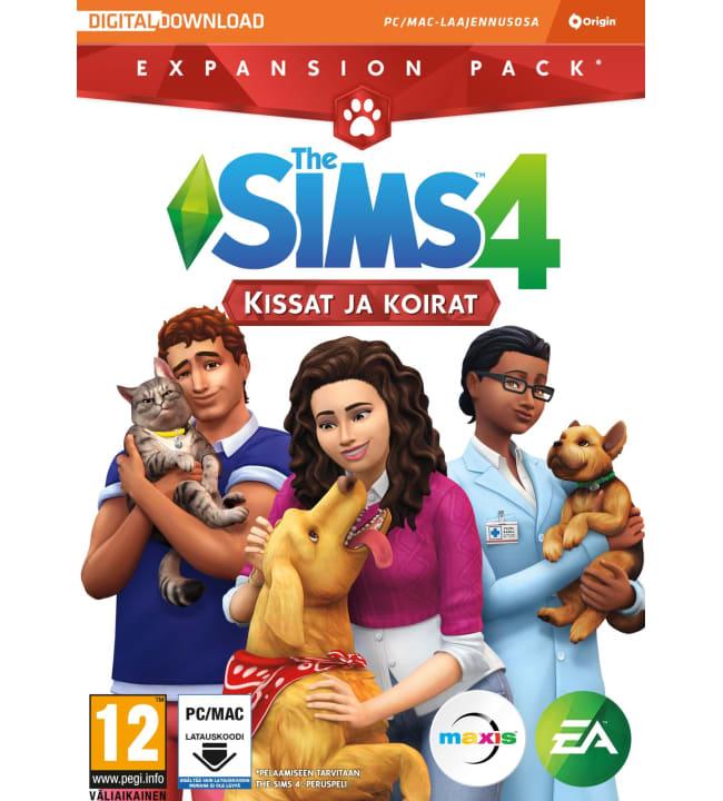 The Sims 4 Kissat ja koirat lisäosa PC