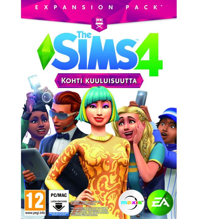 The Sims 4 Kohti kuuluisuutta lisäosa PC