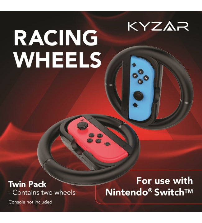 Kyzar Switch Joy-Con rattiohjaimet