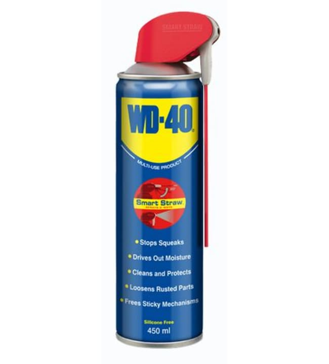 WD-40 Smart Straw 450 ml monitoimiöljy