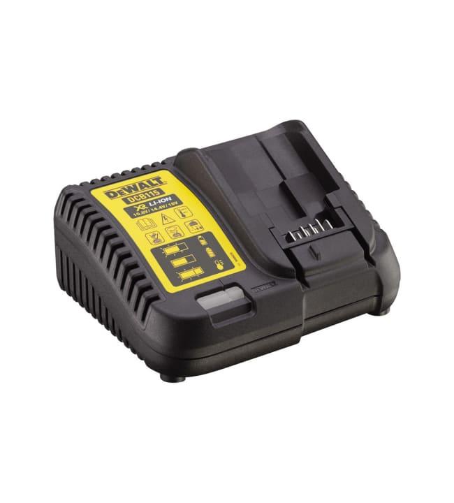 Dewalt XR DCB115 10,8-18V latauslaite