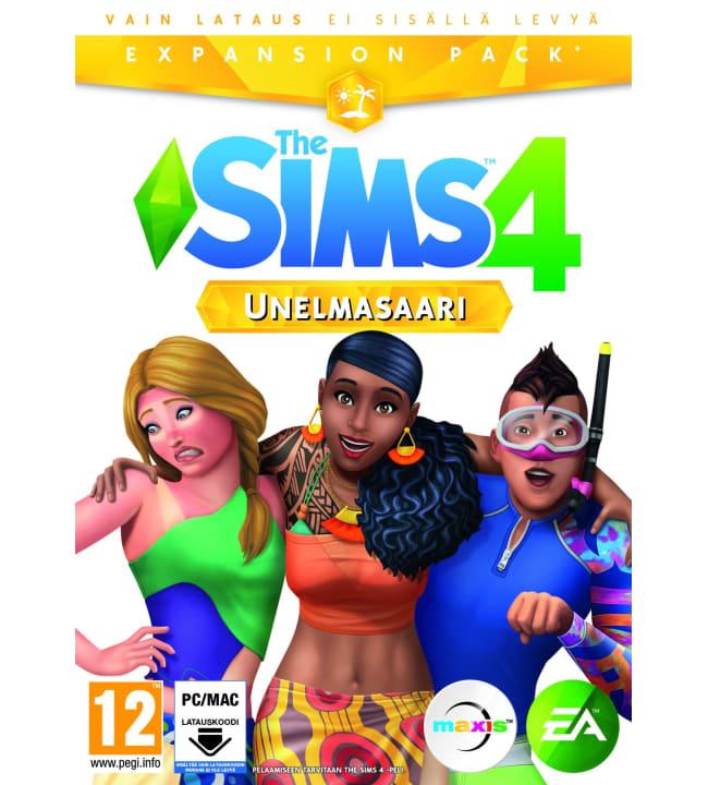 The Sims 4 Unelmasaari PC