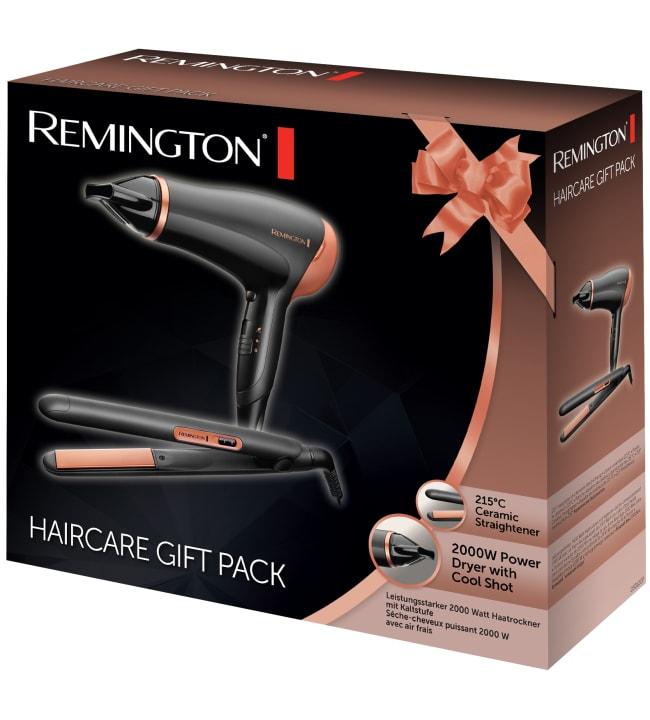 Remington D3012GP hiustenkuivain ja muotoilurauta