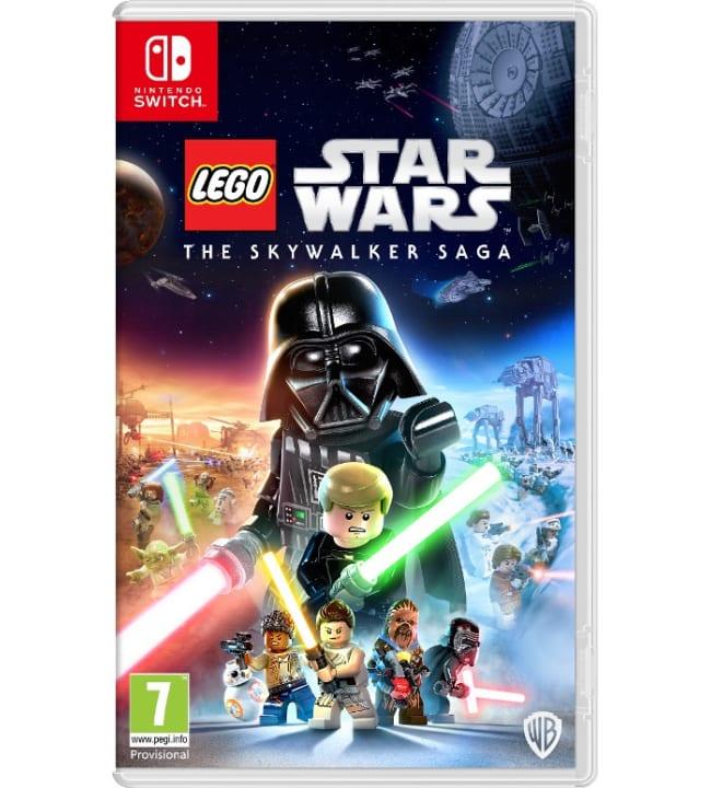 Lego Star Wars: The Skywalker Saga NSW