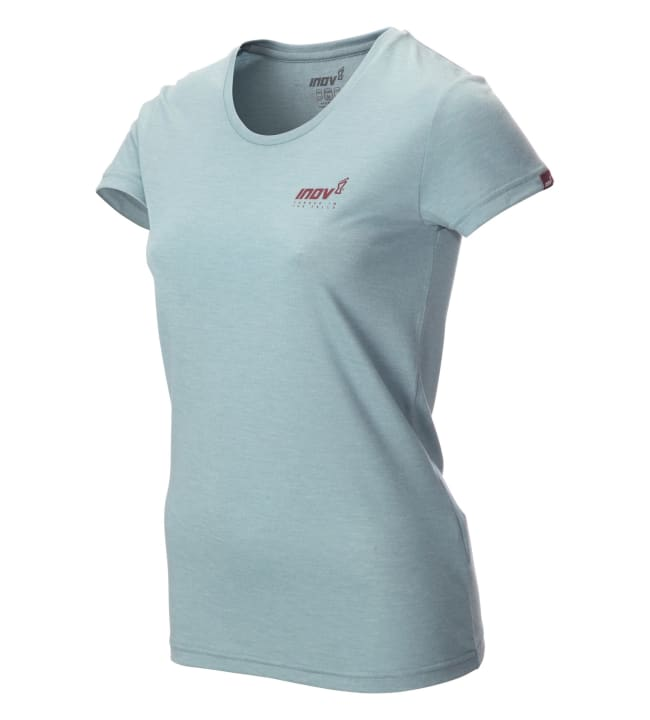 Inov-8 Tri Blend naisten juoksu t-paita