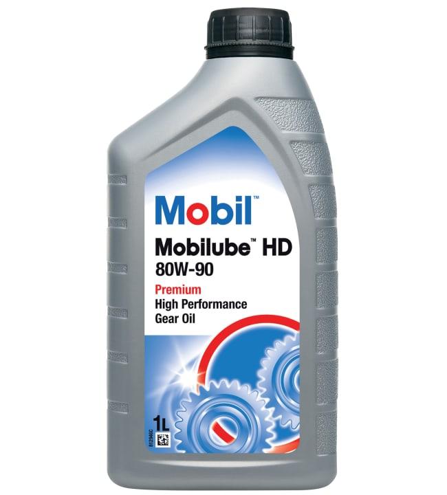 Mobil mobilube HD 80W-90 1 l vaihteistoöljy