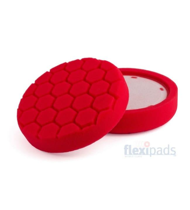 Flexipads 150x25 punainen hex kiillotussieni