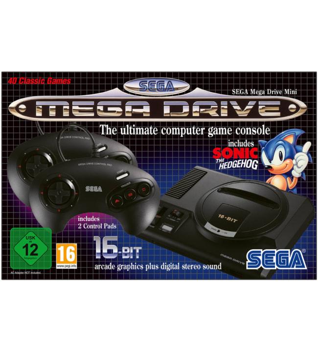SEGA Mega Drive Mini pelikonsoli