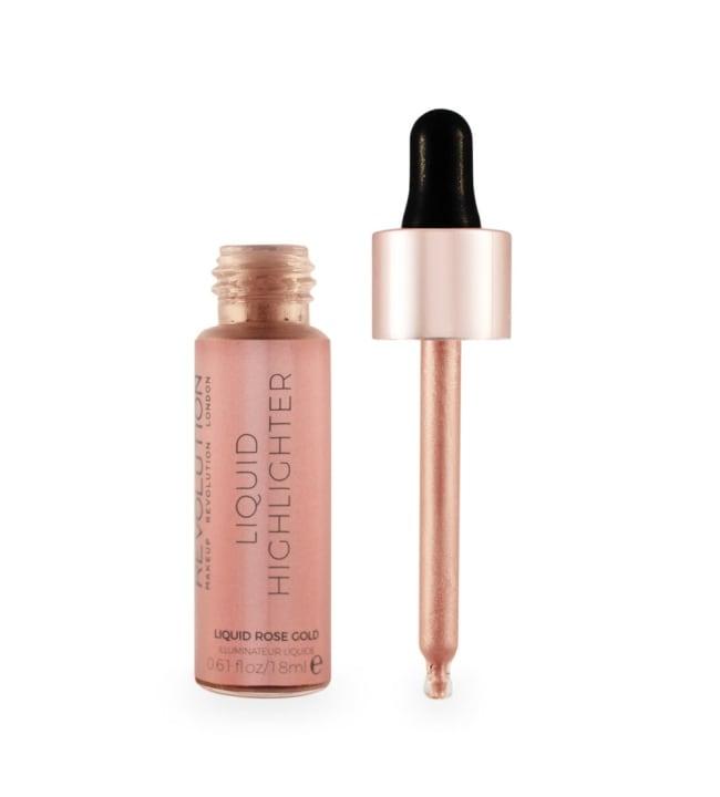 Revolution Beauty Liquid Highlighter 18 ml korostusväri