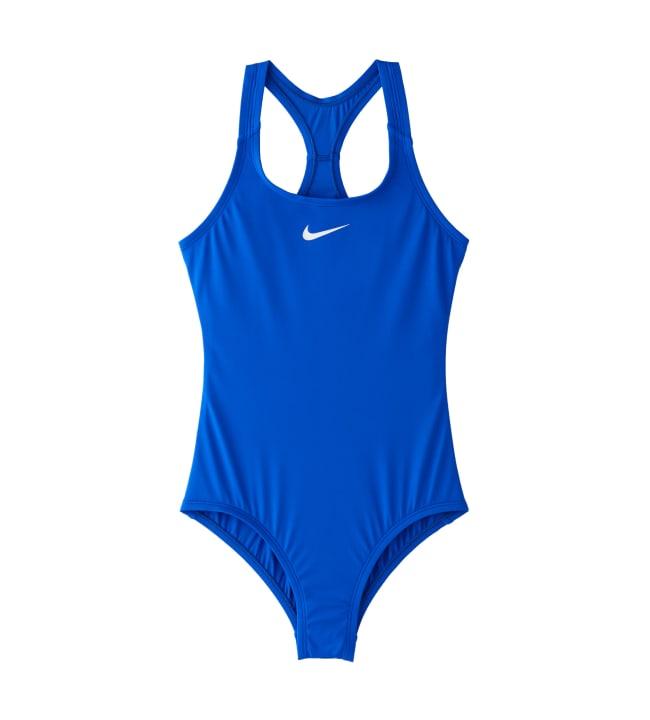 Nike Solid Racerback tyttöjen uimapuku