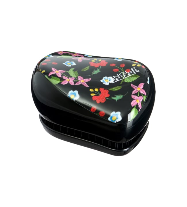 Tangle Teezer Compact Styler Floral Embroidered harja