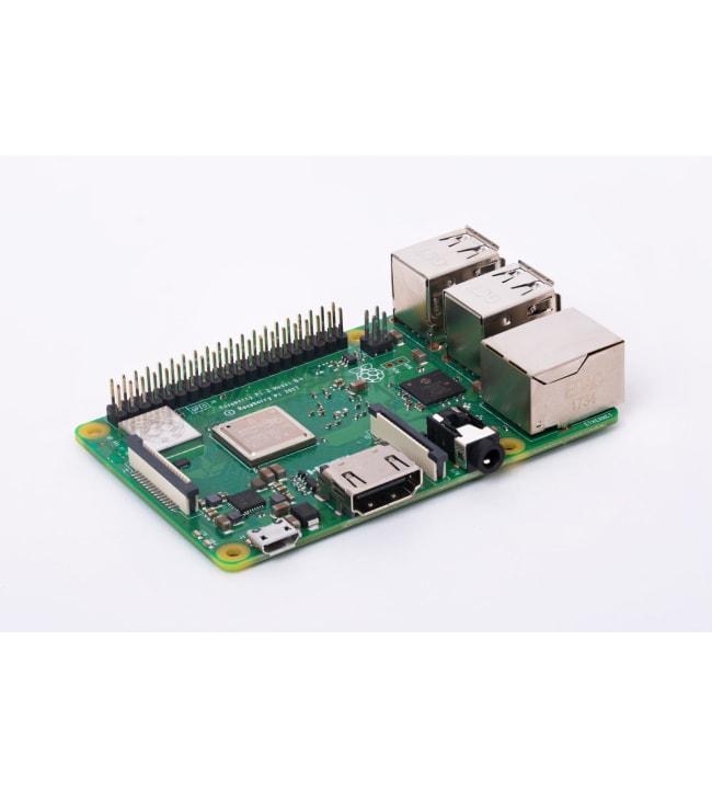 Raspberry Pi 3 Model B+ yhden piirilevyn tietokone