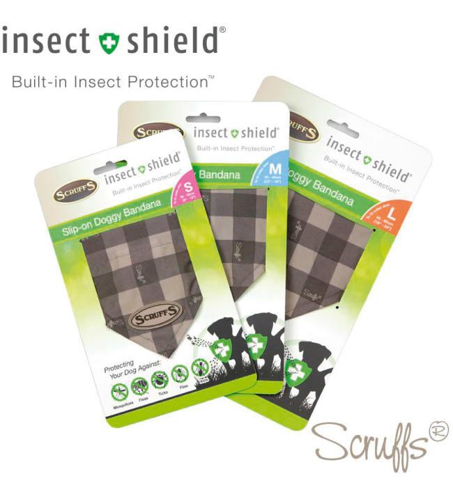 Scruffs Insect Shield Doggy Bandana