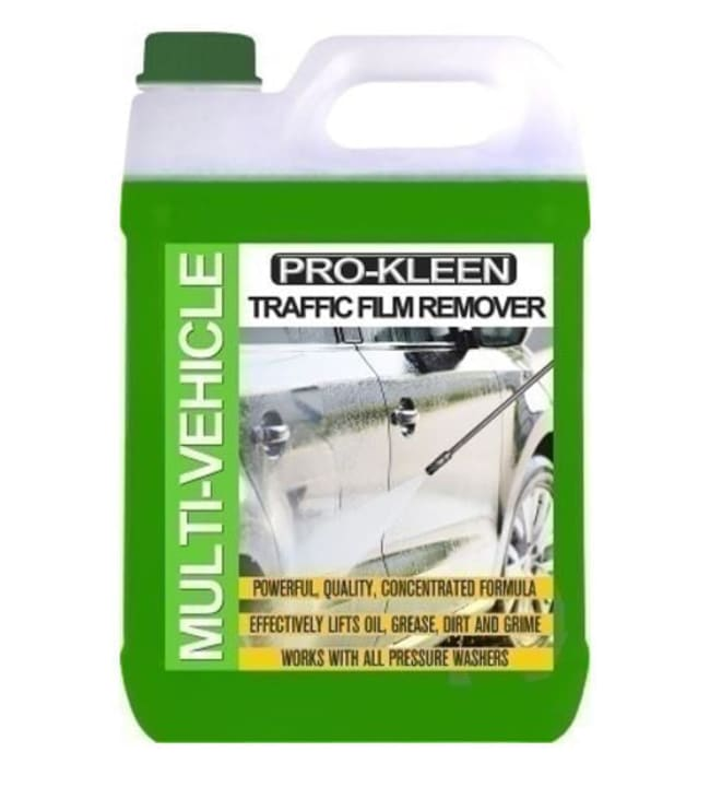 Pro-kleen Traffic Film Remover 5l