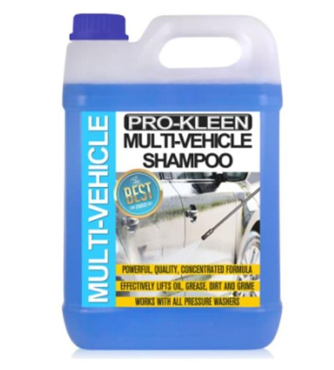 Pro-kleen Multi-Vehicle Shampoo 5l pesuaine