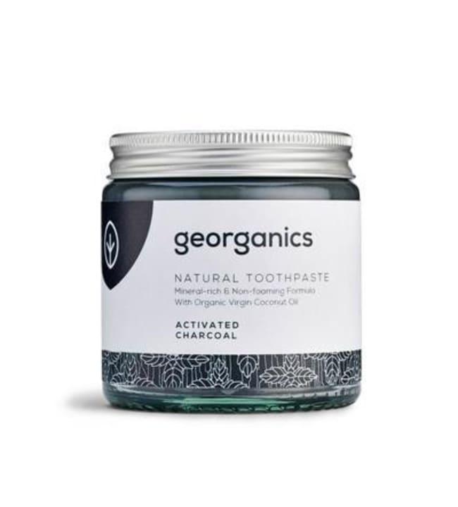 Georganics aktiivihiili 60 ml hammastahna