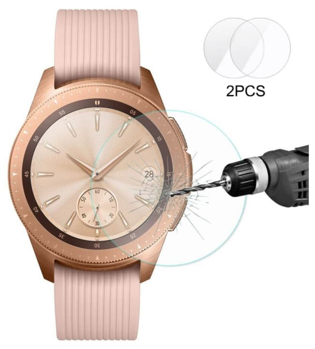 Hat-Prince Protective Glass Samsung Watch 46mm panssarilasi