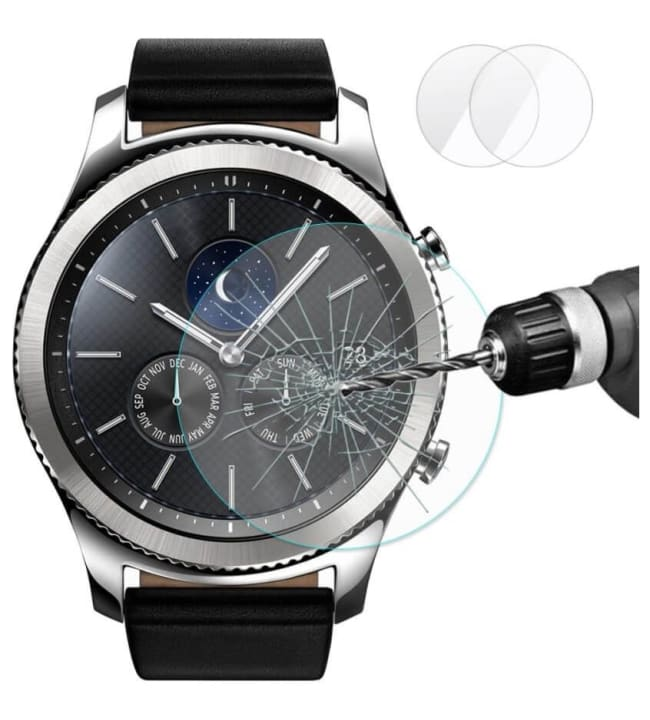 Hat-Prince Protective Glass Samsung Gear S3 panssarilasi