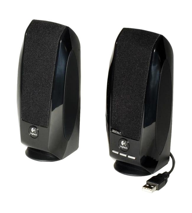 Logitech S150 USB-kaiuttimet