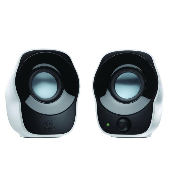 Logitech Z120 2.0 stereo kaiuttimet