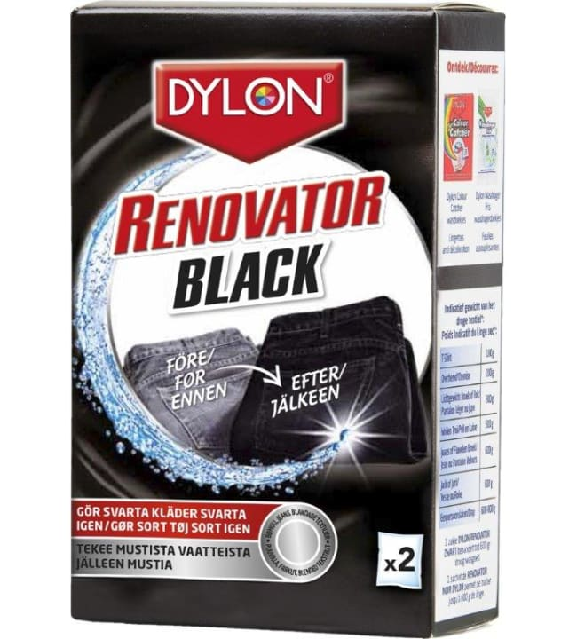 Dylon Black Renovator värinpalauttaja
