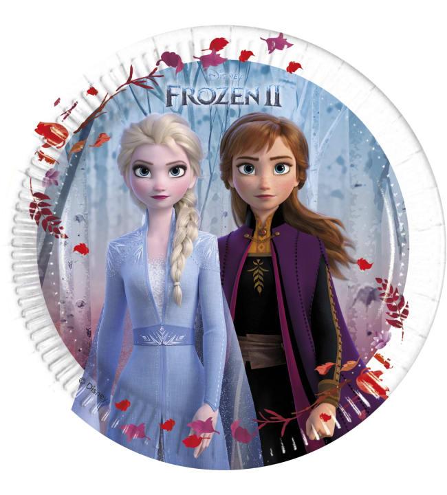 Frozen 2 pieni pahvilautanen