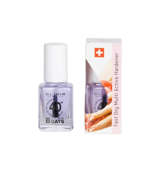 Elixir Make-Up Nail Therapy Multi-Activity 13 ml kynnenkovettaja