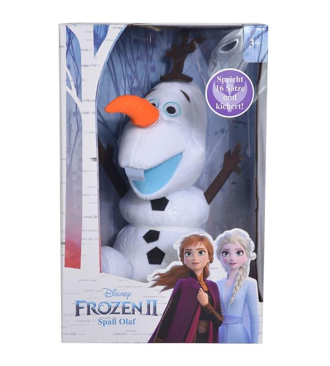 Disney Olaf toiminnallinen pehmohahmo