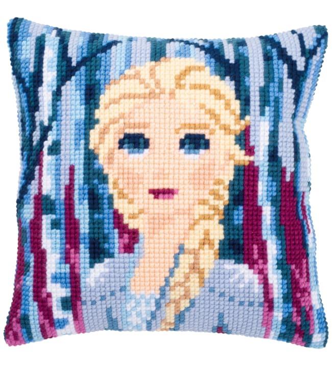 Vervaco Elsa 40x40 cm ristipistotyyny