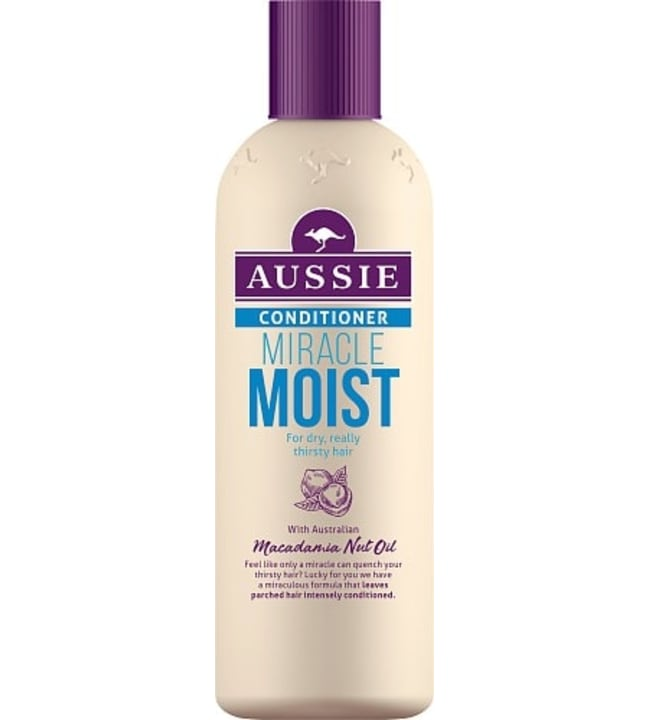 Aussie Miracle Moist 250 ml hoitoaine