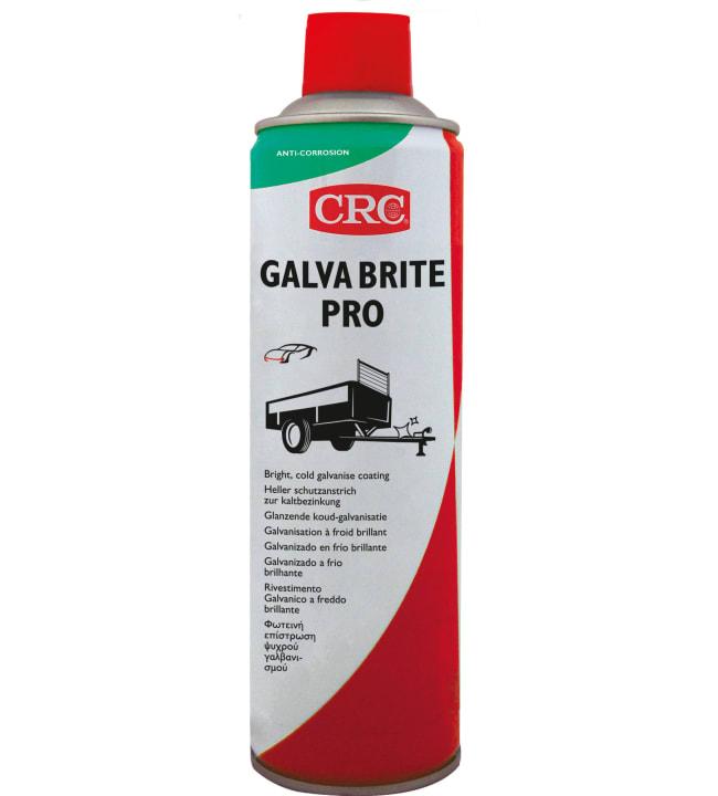 CRC Galva Brite Pro 500ml kiiltävä sinkki- / alumiinipinnoite