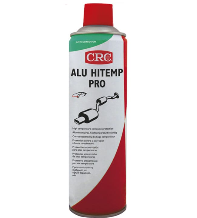 CRC Alu Hitemp Pro 500ml alumiinipinnoite