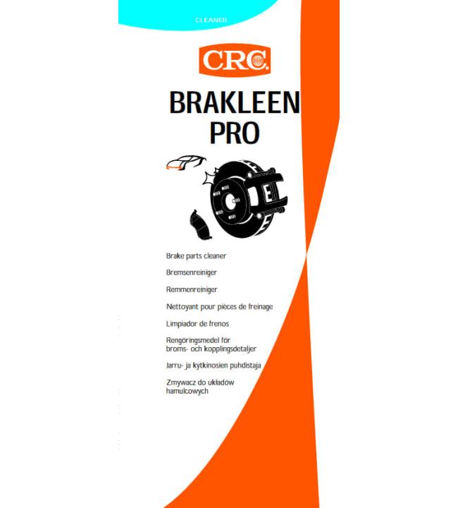 CRC Brakleen Pro 5l astia