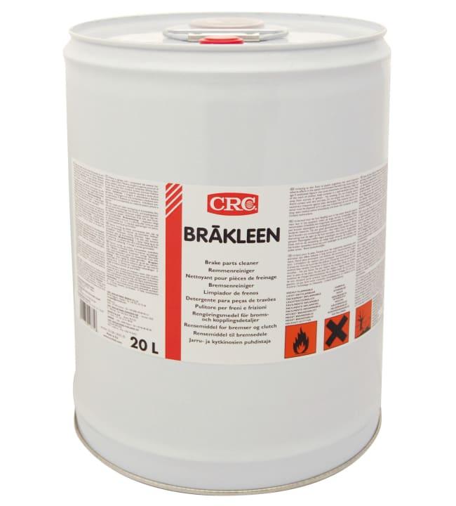CRC Bräkleen 20 l jarrujärjestelmän puhdistusaine