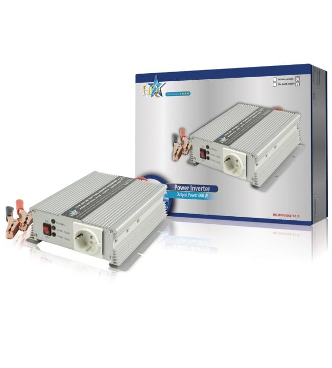 HQ HQ-INV600W/12 12V-230V 600W invertteri
