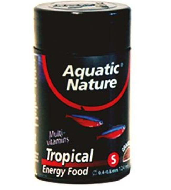 Aquatic Nature Tropical Energy Food S 50 g kalanruoka