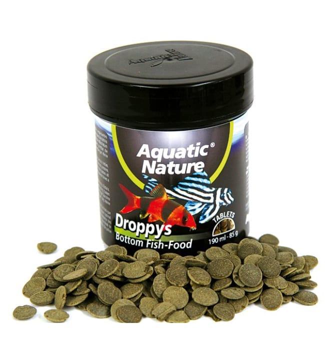 Aquatic Nature Droppys Bottom Fish Food 85 g kalanruoka