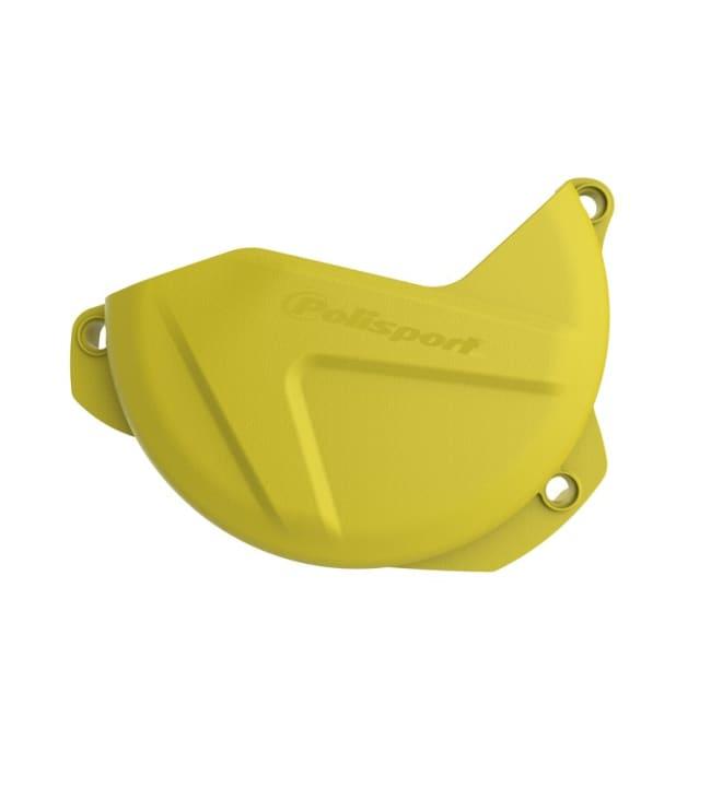 Polisport kytkinkopan suoja RMZ250 07-17 keltainen