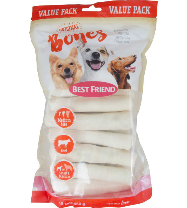 Best Friend Bones Big Bite 18 kpl pururulla