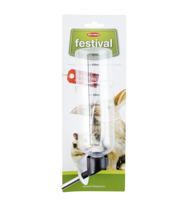 Best Friend Festival Fresh 500 ml jyrsijän juomapullo