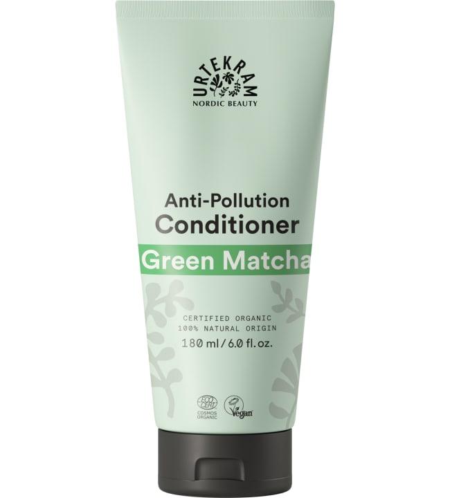 Urtekram Green Matcha 180 ml luomu hoitoaine