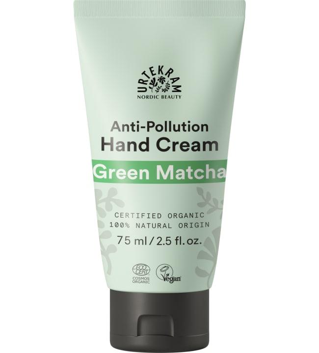 Urtekram Green Matcha 75ml luomu käsivoide